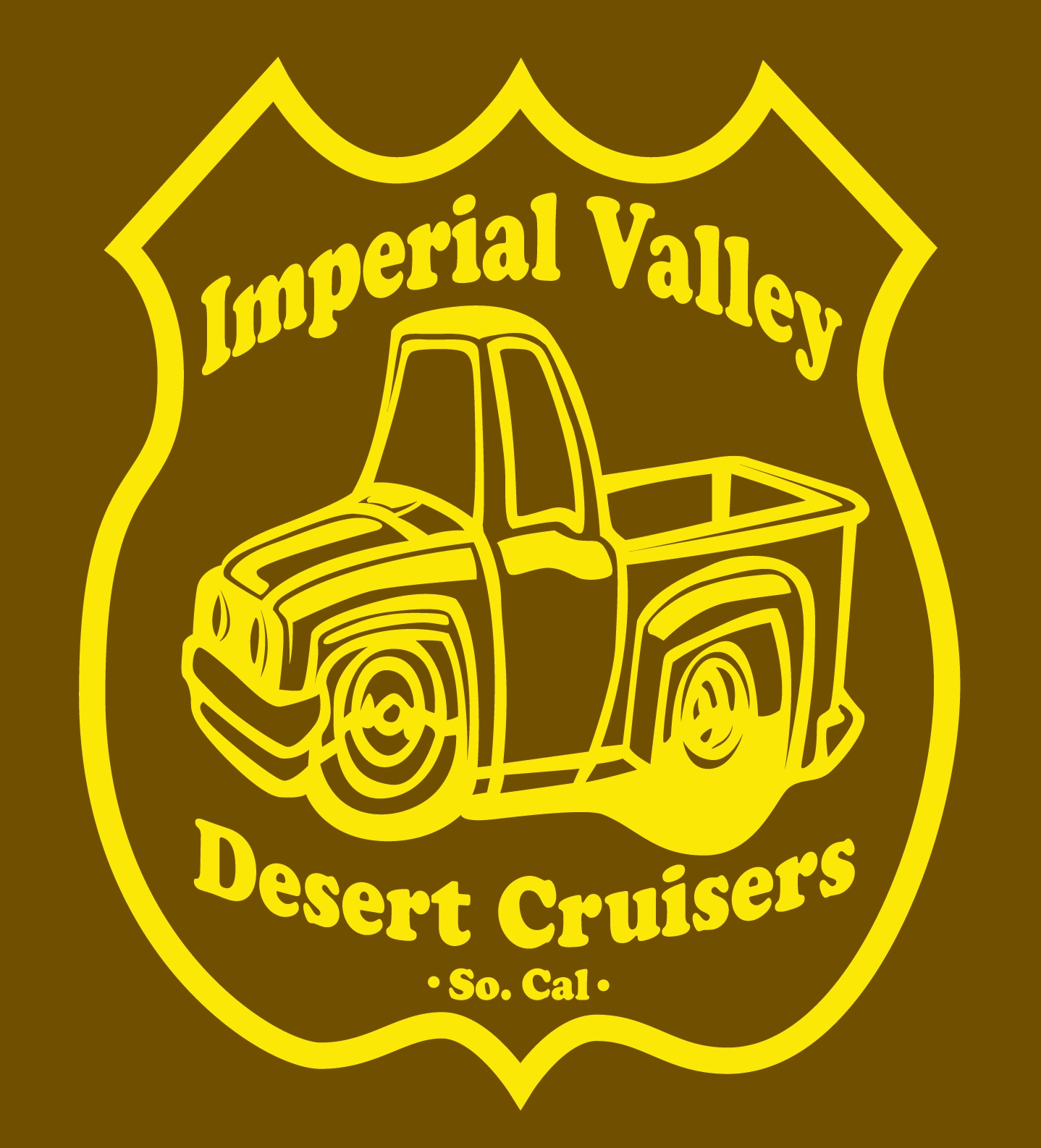 Design car club logo - Ralph Vargas Formed This Car Club Of Friends